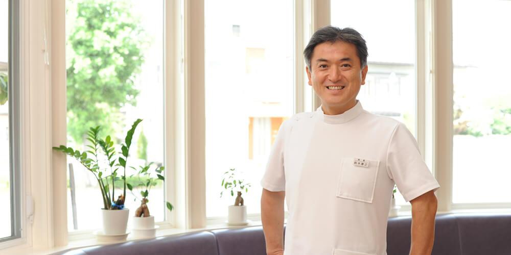 医療法人社団 鈴木歯科クリニック 理事長・院長 鈴木喜之