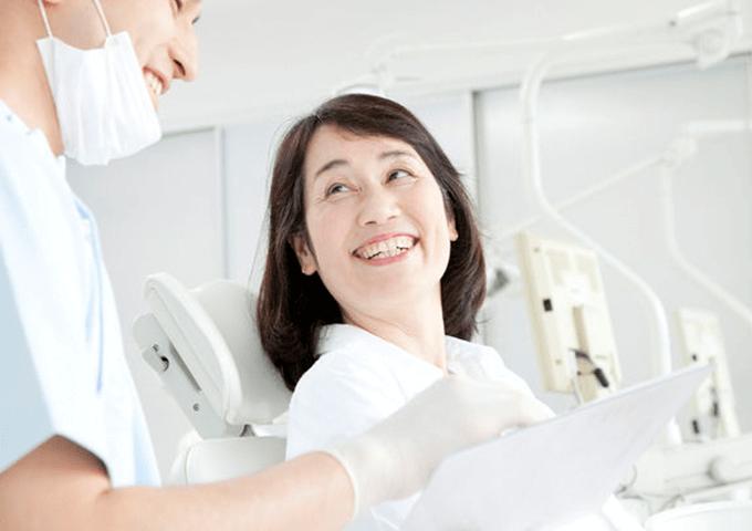 健康な歯を守ることができる