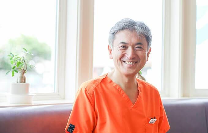 院長の鈴木
