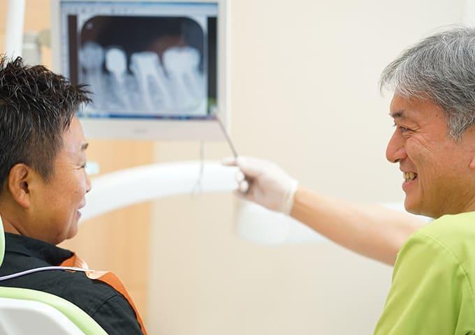 あなたの役には立てない歯科医院かもしれません