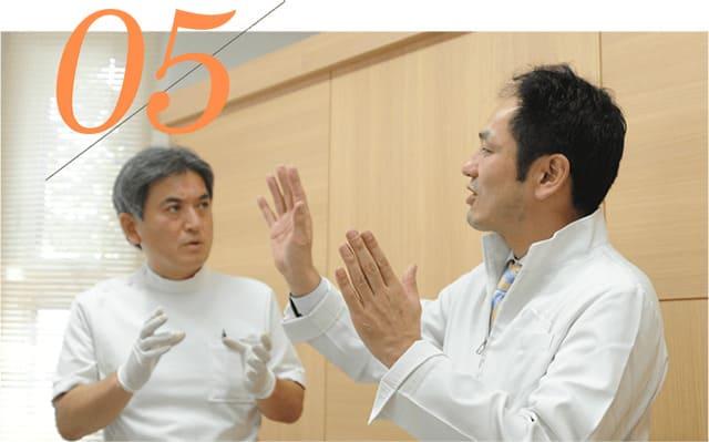 治療分野ごとの医師と連携