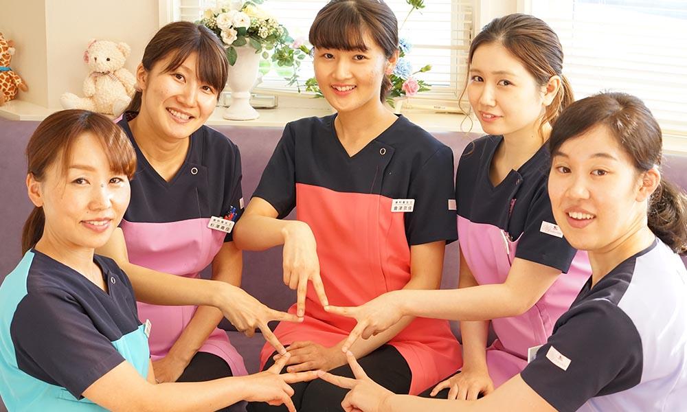ママデビュー&歯医者さんデビューを鈴木歯科クリニックは心より応援しています